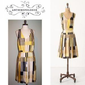 ANTHROPOLOGIE Maeve otta dress